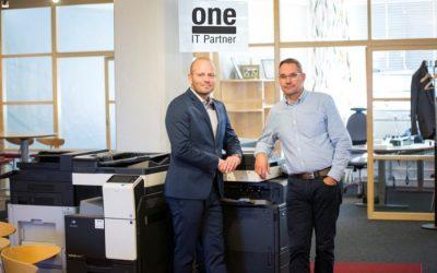 Koneo Motala har blivit One IT Partner